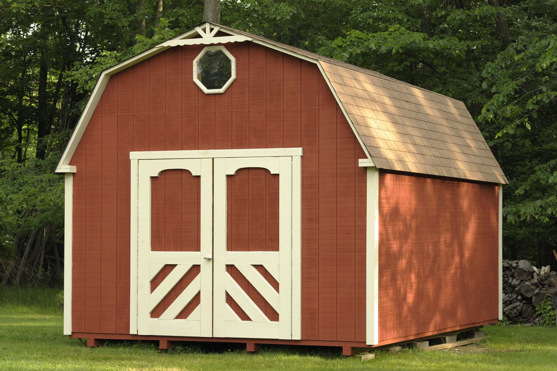 Tall barn storage buildings unlimited for Sheds unlimited
