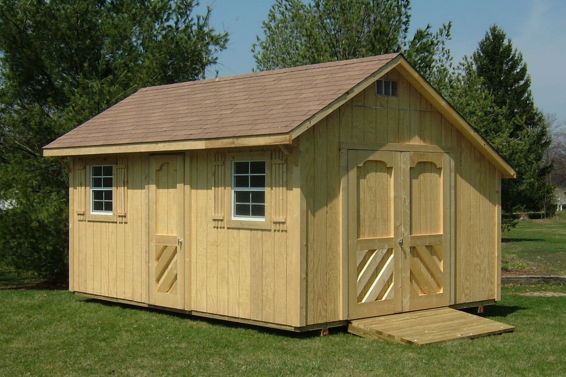 Sheds Unlimited Of Chalet Storage Buildings Unlimited