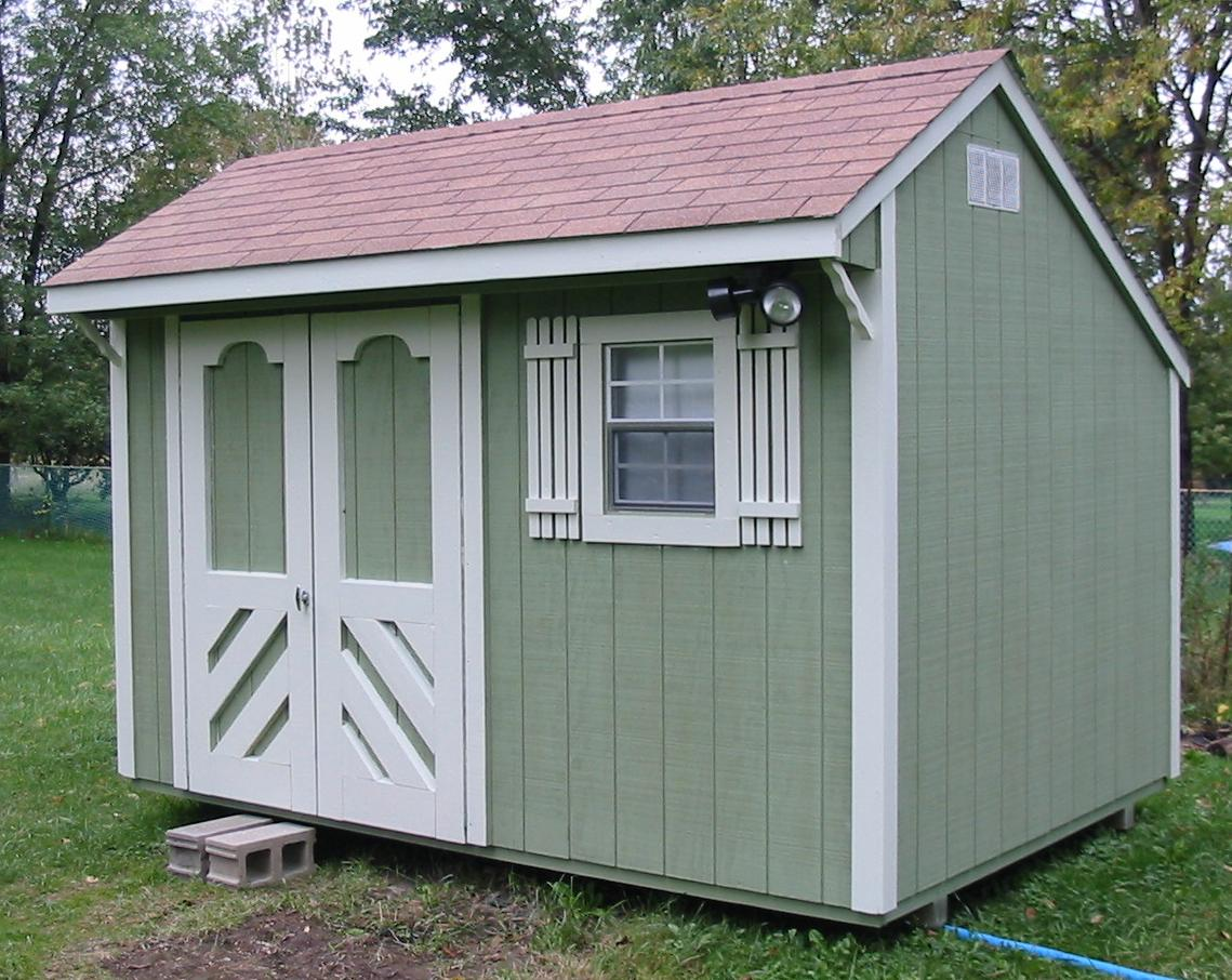 storage sheds unlimited creativity