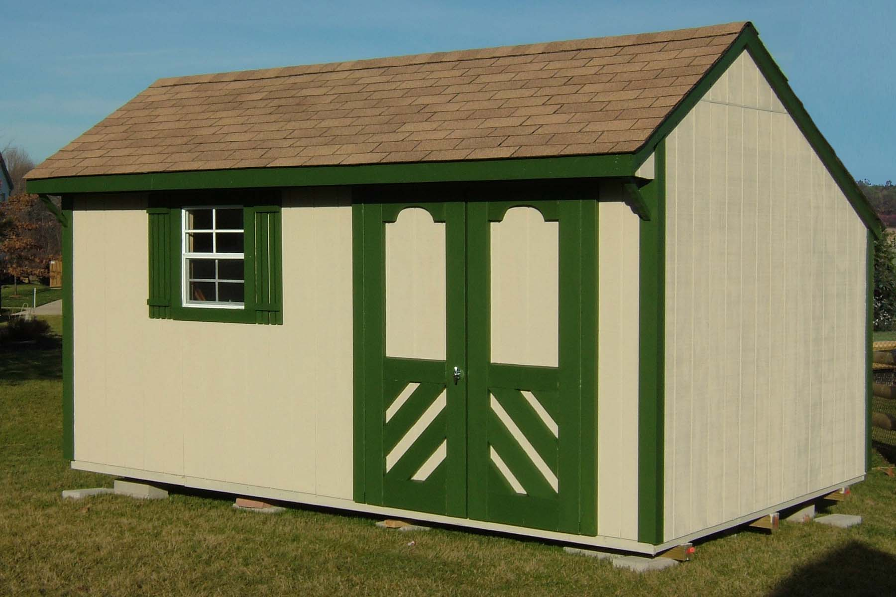 Chalet | Storage Buildings Unlimited